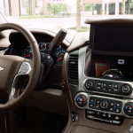 2019 Chevrolet Tahoe Interior