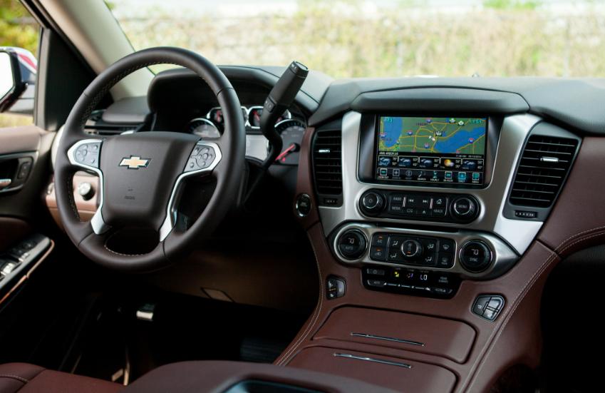2019 Chevrolet Tahoe Interior Changes