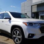 2019 Chevrolet Traverse Exterior Design