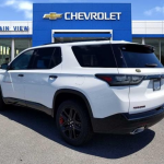2019 Chevrolet Traverse Release Date