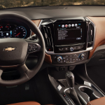 2019 Chevrolet Traverse Interior Changes