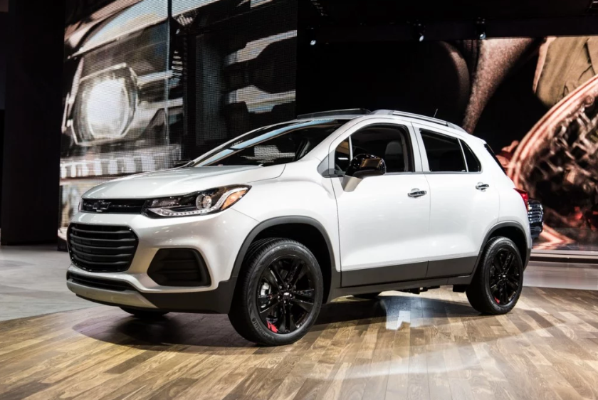 2020 Chevy Trax Review.2020 Chevrolet Trax Colors Engine Price Chevrolet Engine