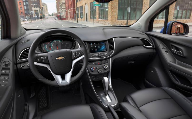 2021 Chevrolet Trax Interior Release Date