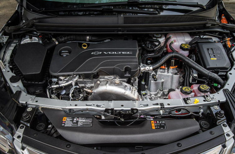 2021 Chevrolet Volt Engine Specs