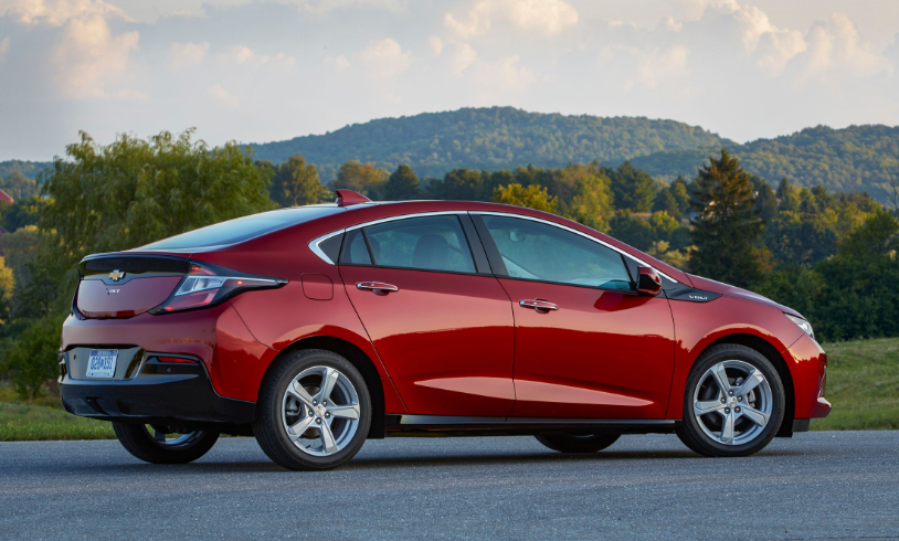 2021 Chevrolet Volt Price