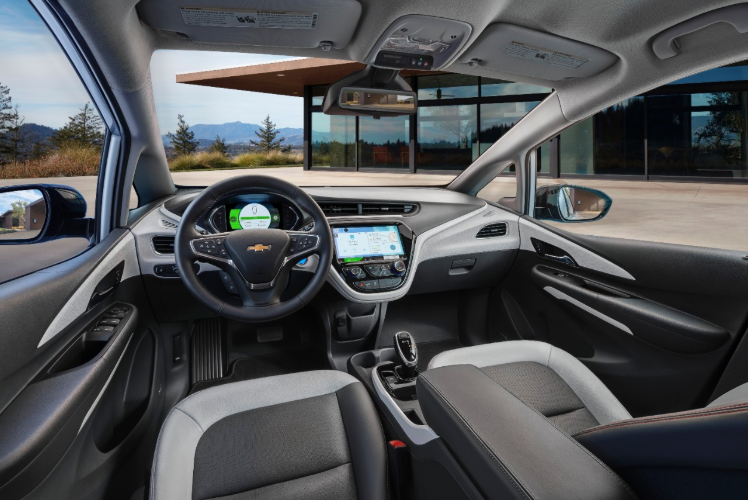 2019 Chevrolet Volt Interior