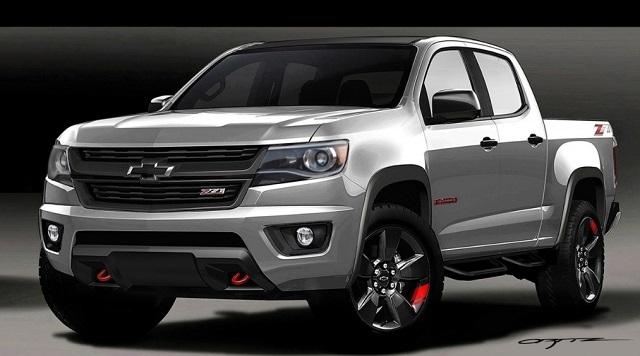 2019 Chevrolet Colorado Redesign | Chevrolet Engine News