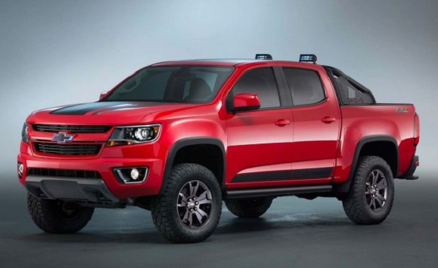 2019 Chevrolet Colorado Zr1 | Chevrolet Engine News
