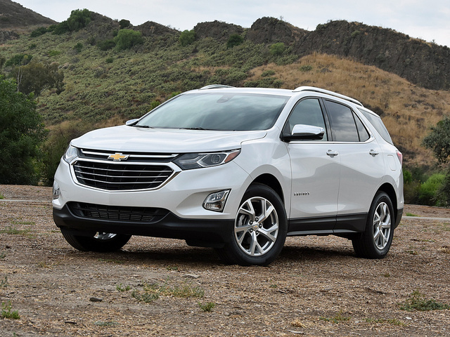2019 Chevrolet Equinox All Wheel Drive | Chevrolet Engine News