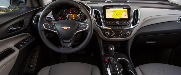 2019 Chevrolet Equinox Interior Options | Chevrolet Engine ...