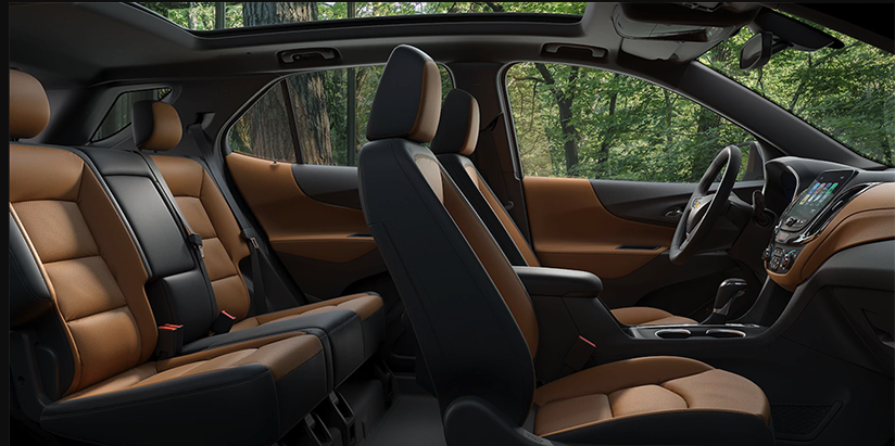 2019 Chevrolet Equinox Premier Interior | Chevrolet Engine ...