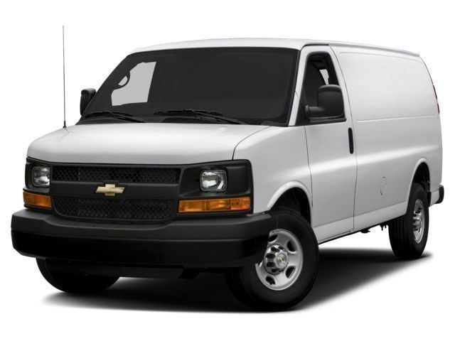 2019 Chevrolet Express 2500 Work Van | Chevrolet Engine News