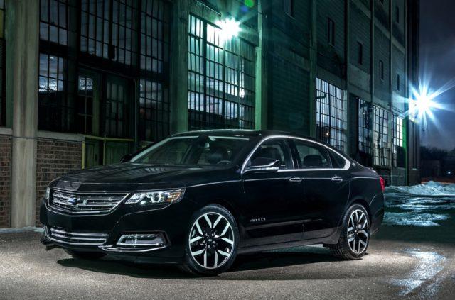 2019 Chevrolet Impala Interior Changes Chevrolet Engine News
