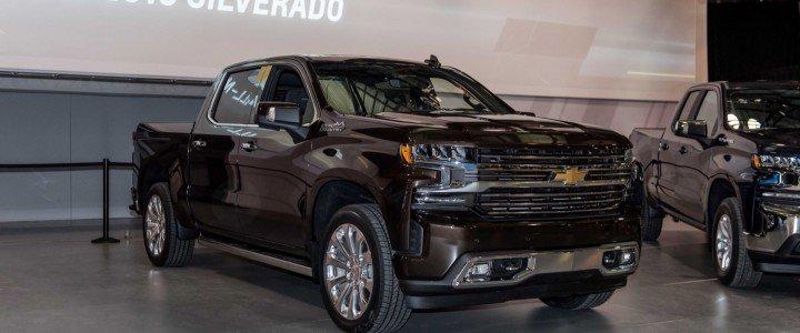 2019 Chevrolet Silverado 1500 Duramax 3.0l Turbo-diesel ...