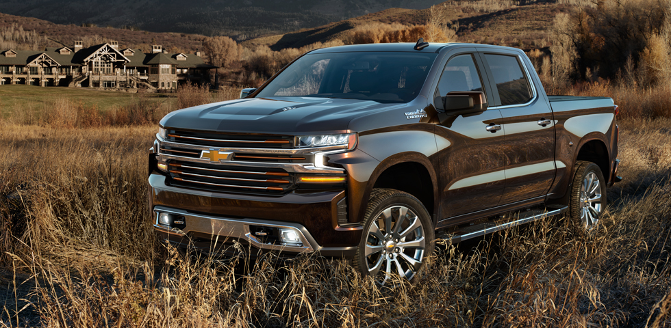 2019 Chevrolet Silverado 1500 High Country | Chevrolet ...