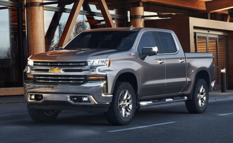 2019 Chevrolet Silverado 1500 LTZ Changes | Chevrolet ...