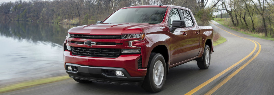 2019 Chevrolet Silverado 1500 RST Changes | Chevrolet Engine News