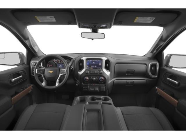 2019 Chevrolet Silverado 1500 Rst Interior Chevrolet