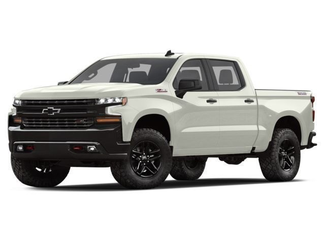 2019 Chevrolet Silverado 1500 White Design | Chevrolet Engine News