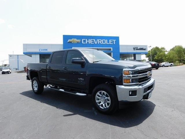 2019 Chevrolet Silverado 2500HD Crew Cab Bed Length – Chevrolet Engine News
