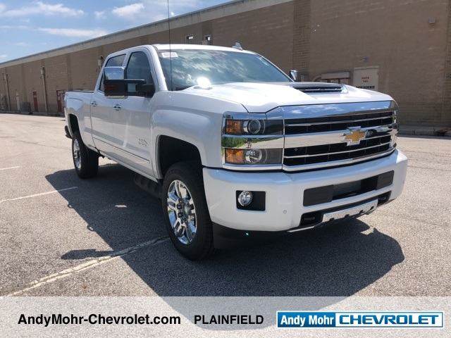 2019 Chevrolet Silverado 2500HD High Country Specs ...