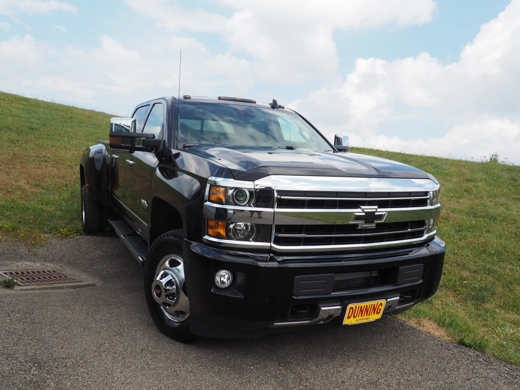2019 Chevrolet Silverado 3500HD High Country | Chevrolet ...
