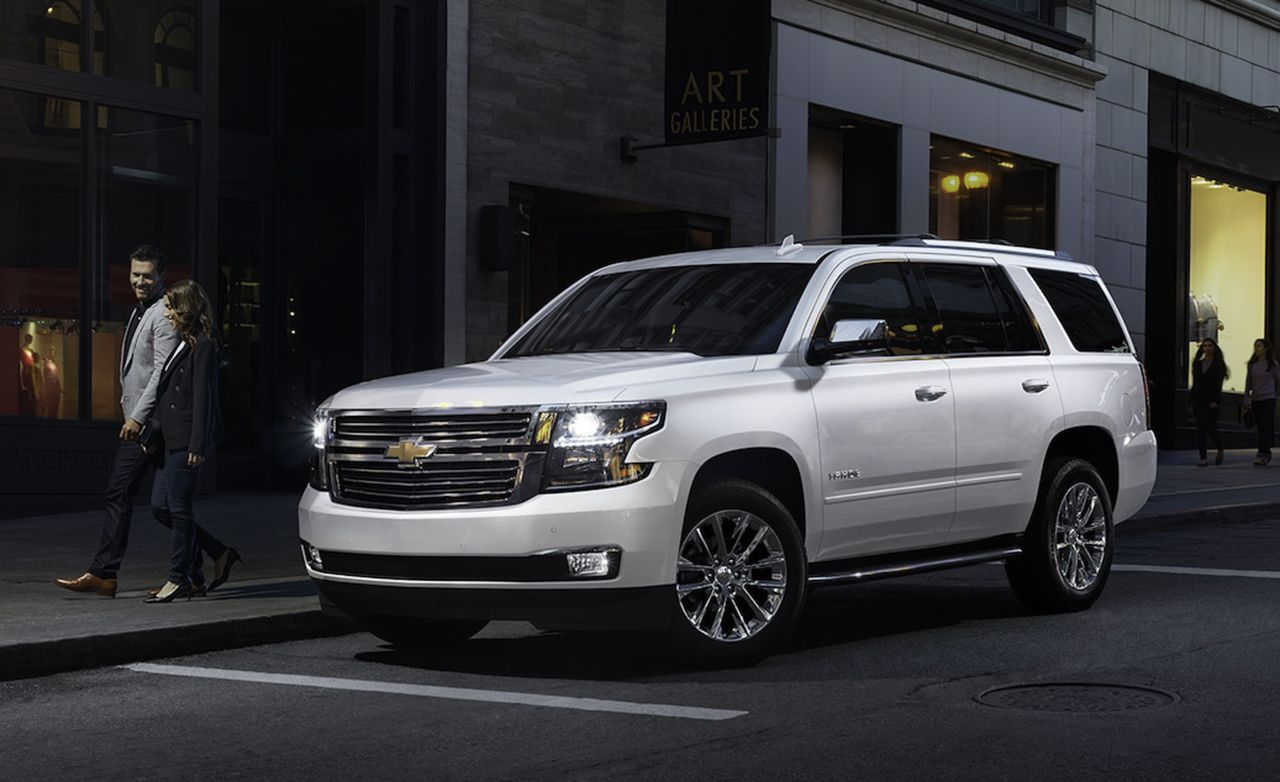2019 Chevrolet Tahoe Premier Plus Edition | Chevrolet ...