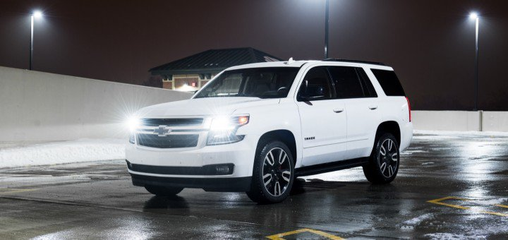2019 Chevrolet Tahoe Texas Edition | Chevrolet Engine News
