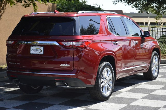 2019 Chevrolet Traverse AWD 4DR High Country W/2lz ...