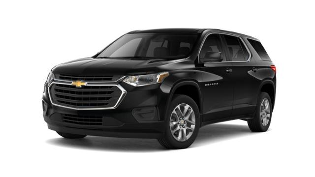 2019 Chevrolet Traverse Black Bowtie Design | Chevrolet ...
