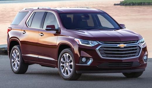 2019 Chevrolet Traverse Hybrid Engine | Chevrolet Engine News