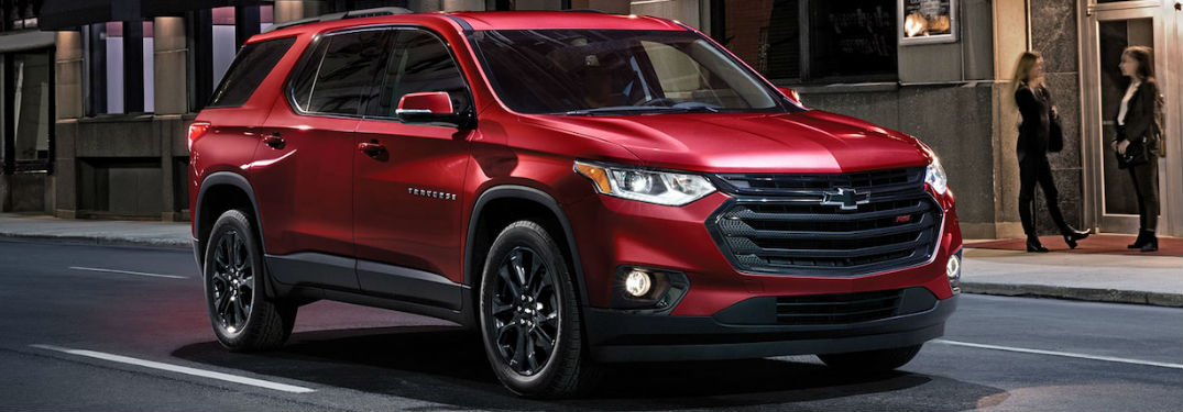 2019 Chevrolet Traverse Midnight Edition Chevrolet