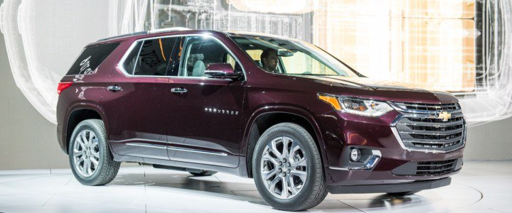 2019 Chevrolet Traverse Rebates   Chevrolet Engine News