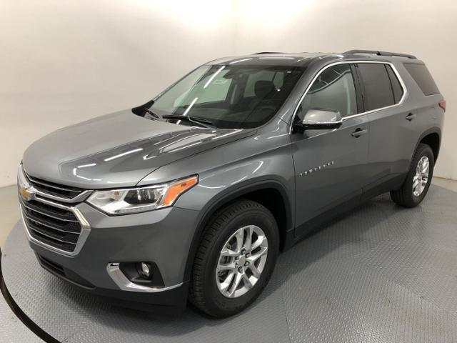 2019 Chevrolet Traverse Satin Steel Metallic | Chevrolet ...