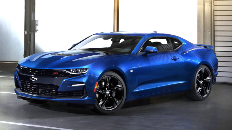 2019 Chevy Camaro V8 Changes | Chevrolet Engine News