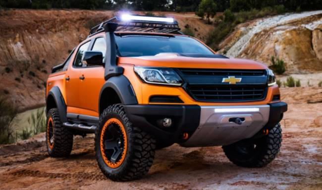 2019 Chevy Colorado Dimensions | Chevrolet Engine News