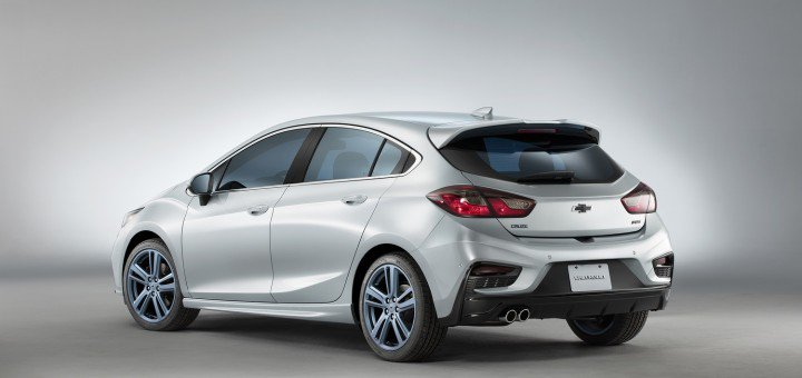 2019 Chevy Cruze RS Hatchback Concept | Chevrolet Engine News