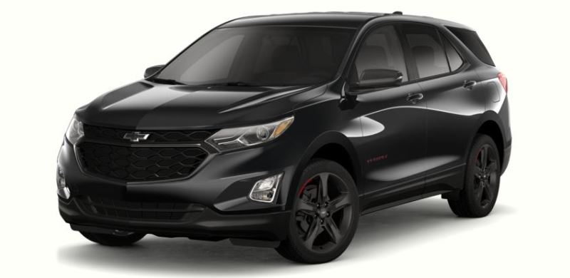2019 Chevy Equinox Black Edition | Chevrolet Engine News