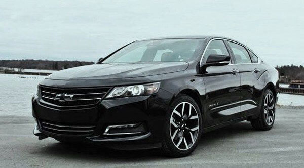 2019 Chevy Impala AWD Redesign | Chevrolet Engine News