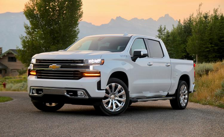2019 Chevy Silverado 1500 White Design | Chevrolet Engine News