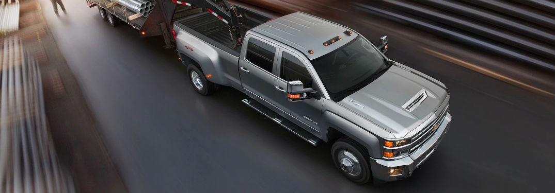 2019 Chevy Silverado 2500 6.0 Towing Capacity | Chevrolet ...