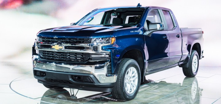 2019 Chevy Silverado 2500 Blue Changes | Chevrolet Engine News