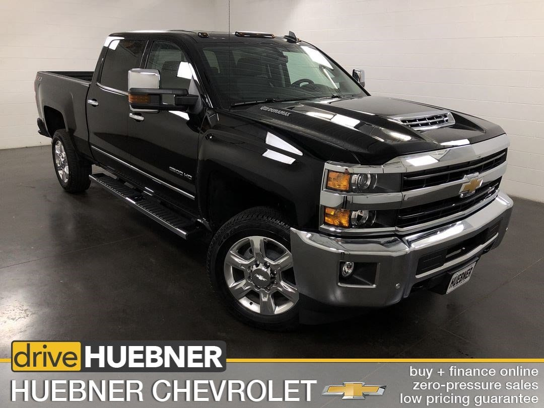 2019 Chevy Silverado 2500HD Price | Chevrolet Engine News