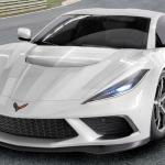 2020 Chevrolet Corvette Exterior Price