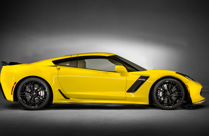 2020 Chevrolet Corvette Exterior Design