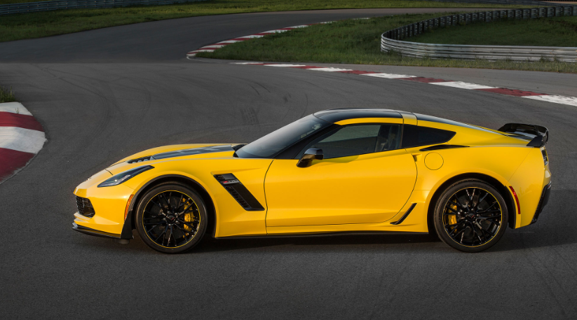 2020 Chevrolet Corvette Exterior Changes
