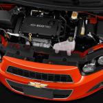 2020 Chevrolet Sonic Engine