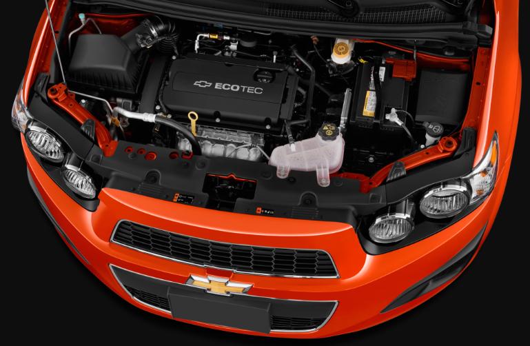2020 Chevrolet Sonic LT Price, Interior, Engine ...