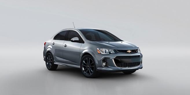 2020 Chevrolet Sonic Exterior Design