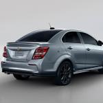 2020 Chevrolet Sonic Price